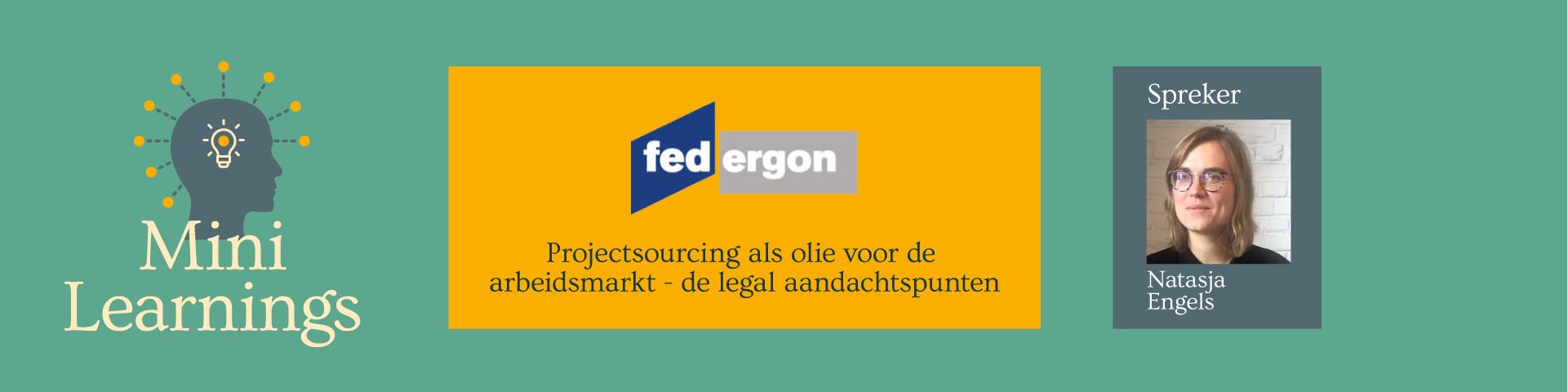 Banner van Legal mini